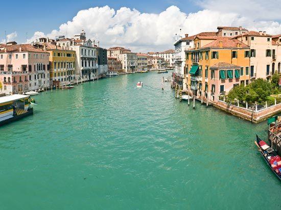 voyage en italie à venise