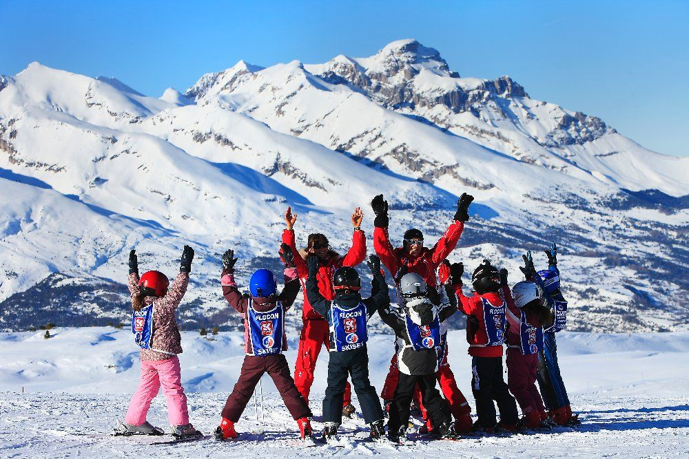 preparation ski