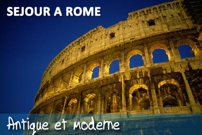 Voyage italie rome tout compris