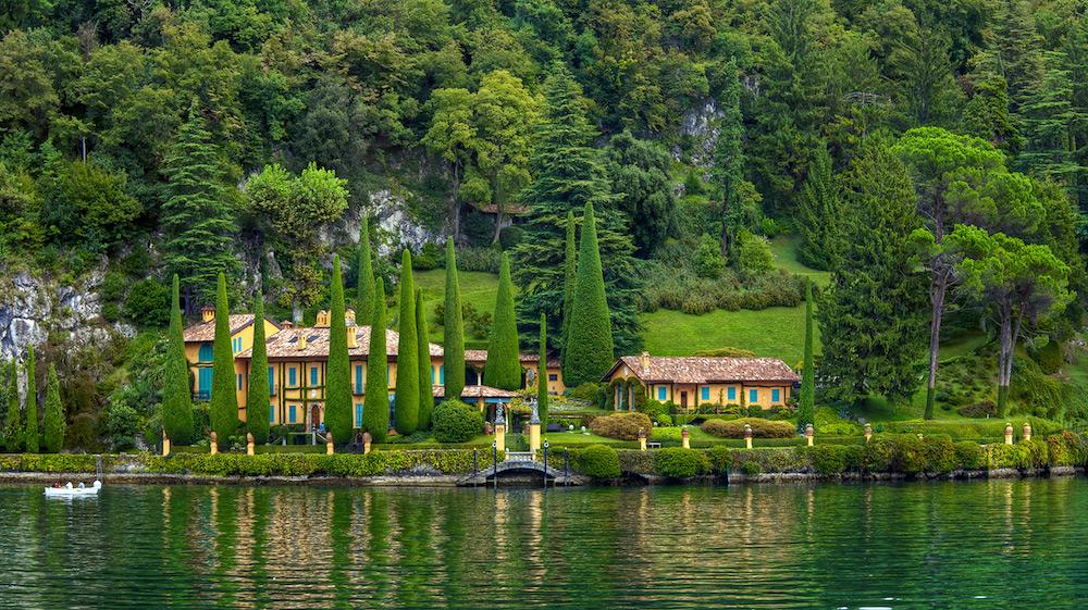 Villa com italie