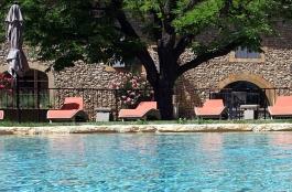 Location maison avec piscine en italie