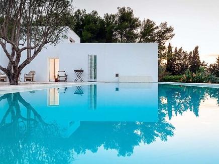 Location maison piscine italie