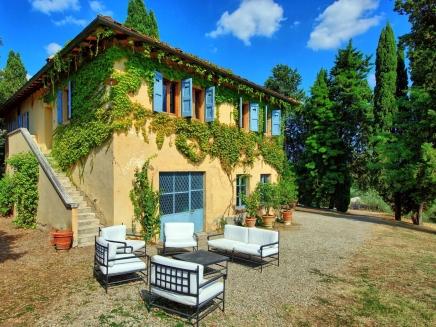 Location villa piscine italie