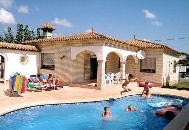 Location villa espagne avec piscine