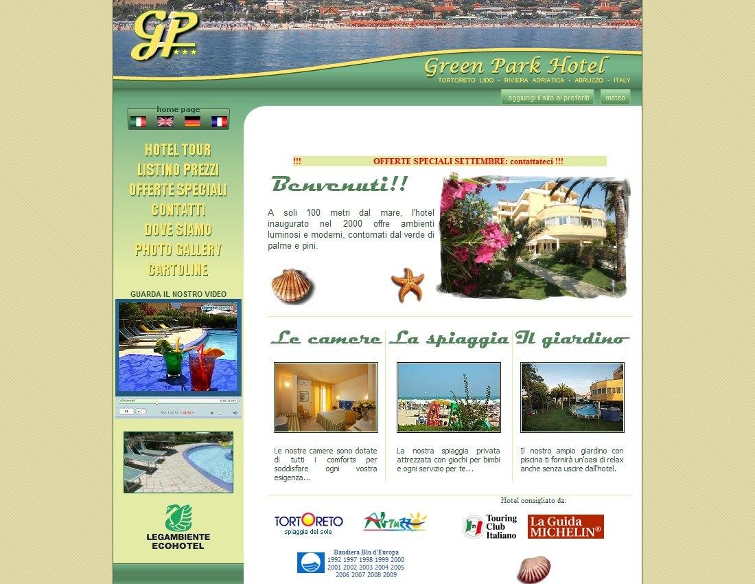 Vacances paques italie