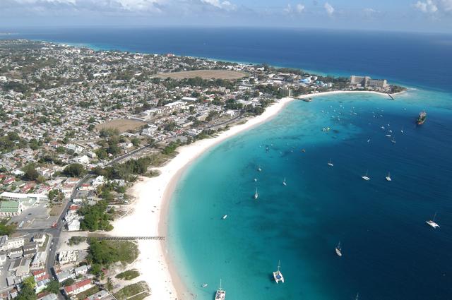 Voyage barbade