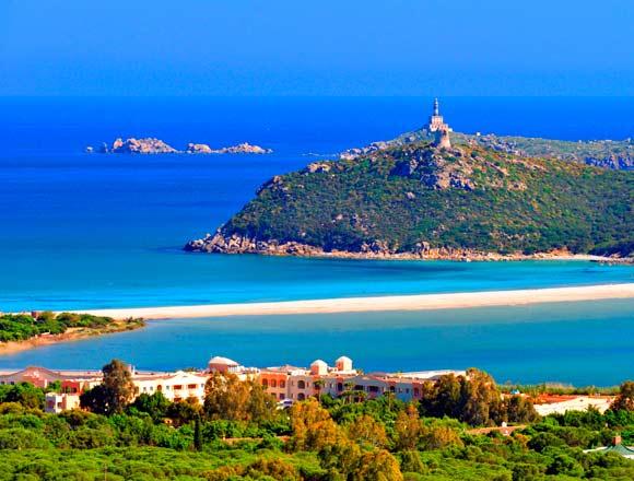 Vacances italie bord de mer