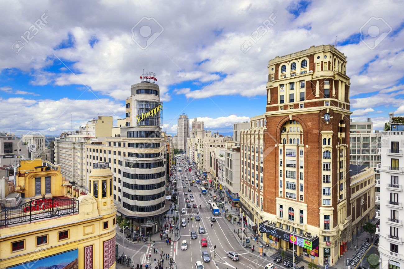 Espagne en octobre