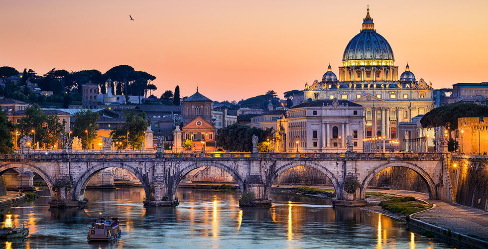 Sejour italie rome florence