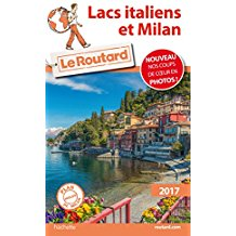 Guide du routard italie du nord