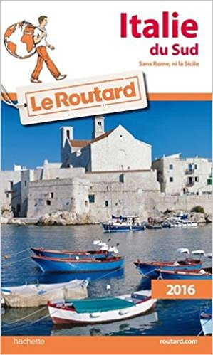 Guide du routard italie