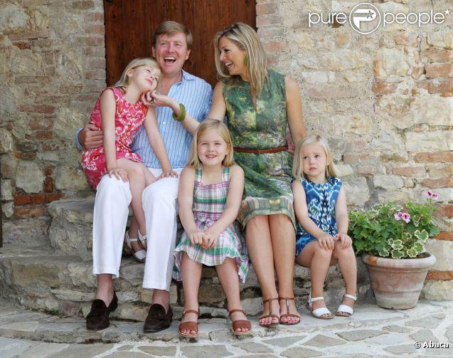 Vacances en famille italie