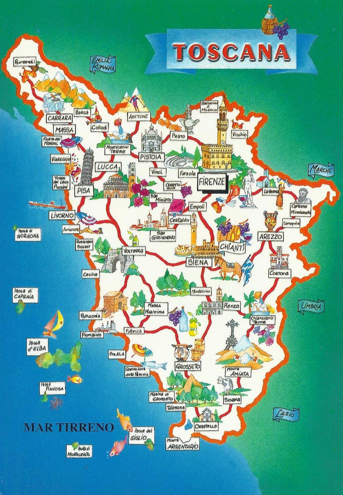 Visiter l italie en une semaine