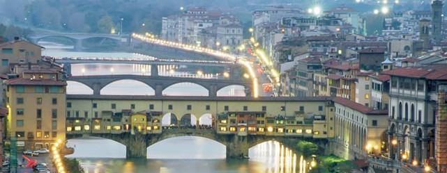 Agence de voyage en italie