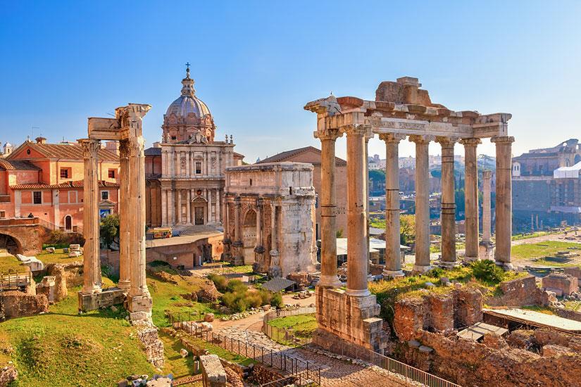 10 jours en italie