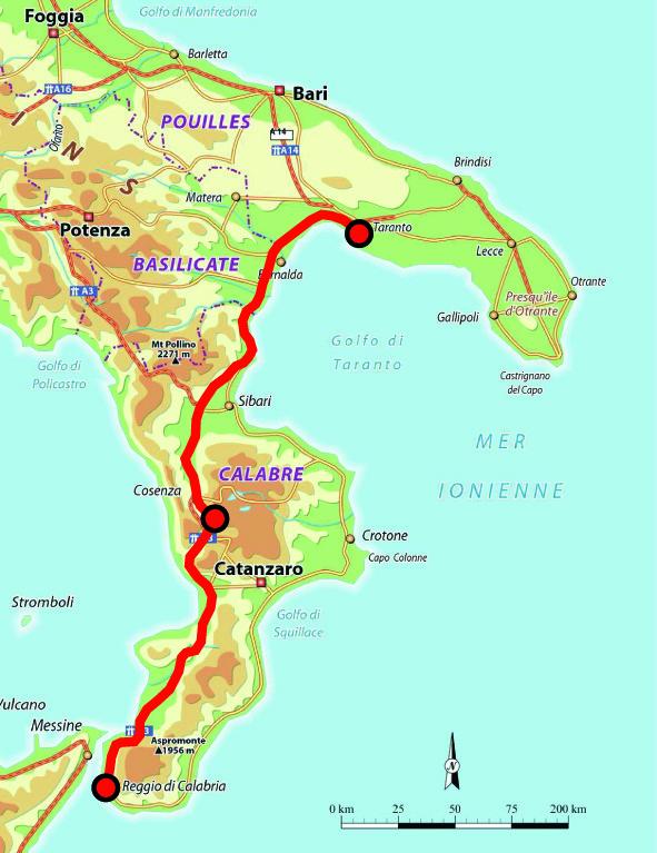 Vacances sud italie