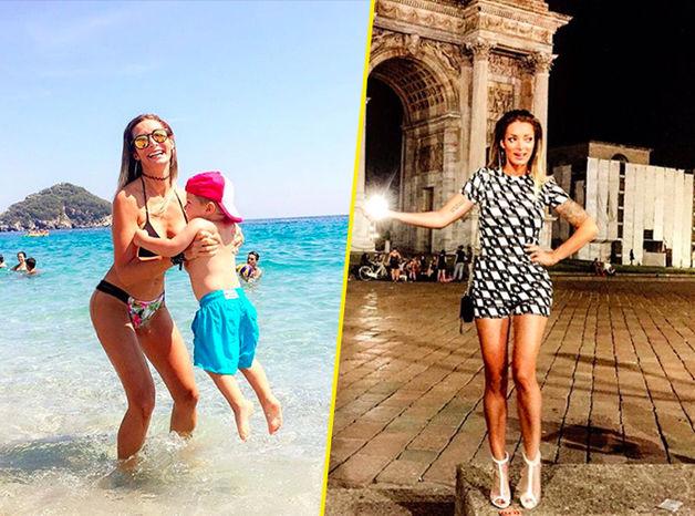Vacances italie en famille