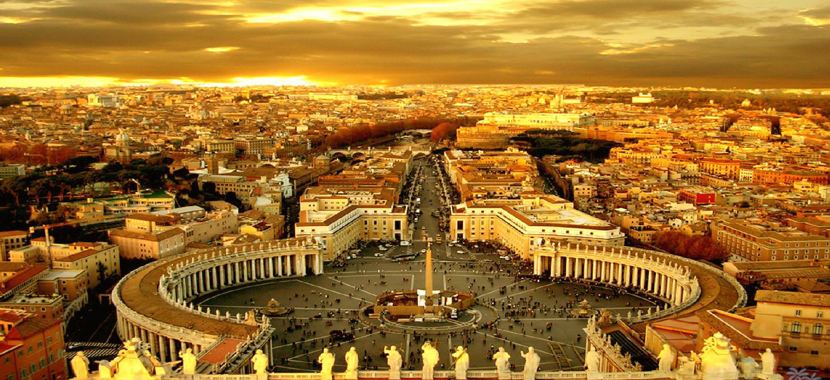 Voyage organise a rome