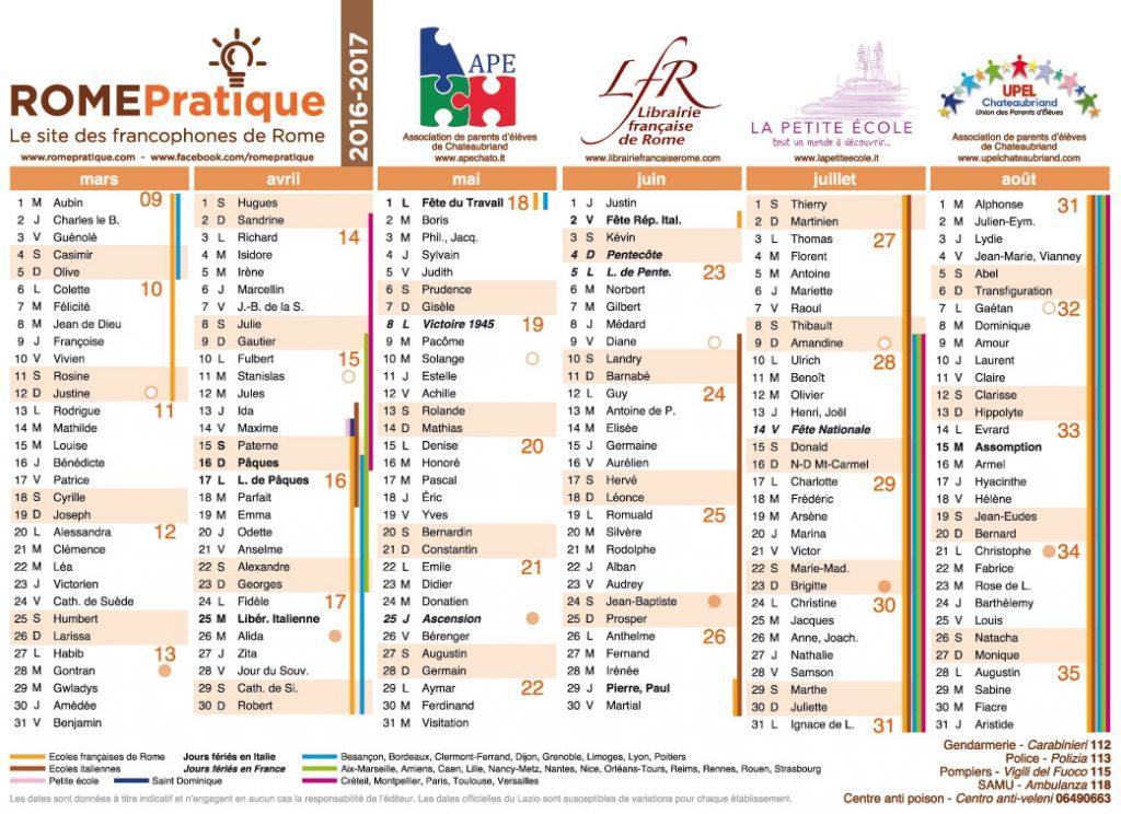 Vacances 2016 italie