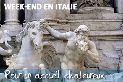 Court sejour italie