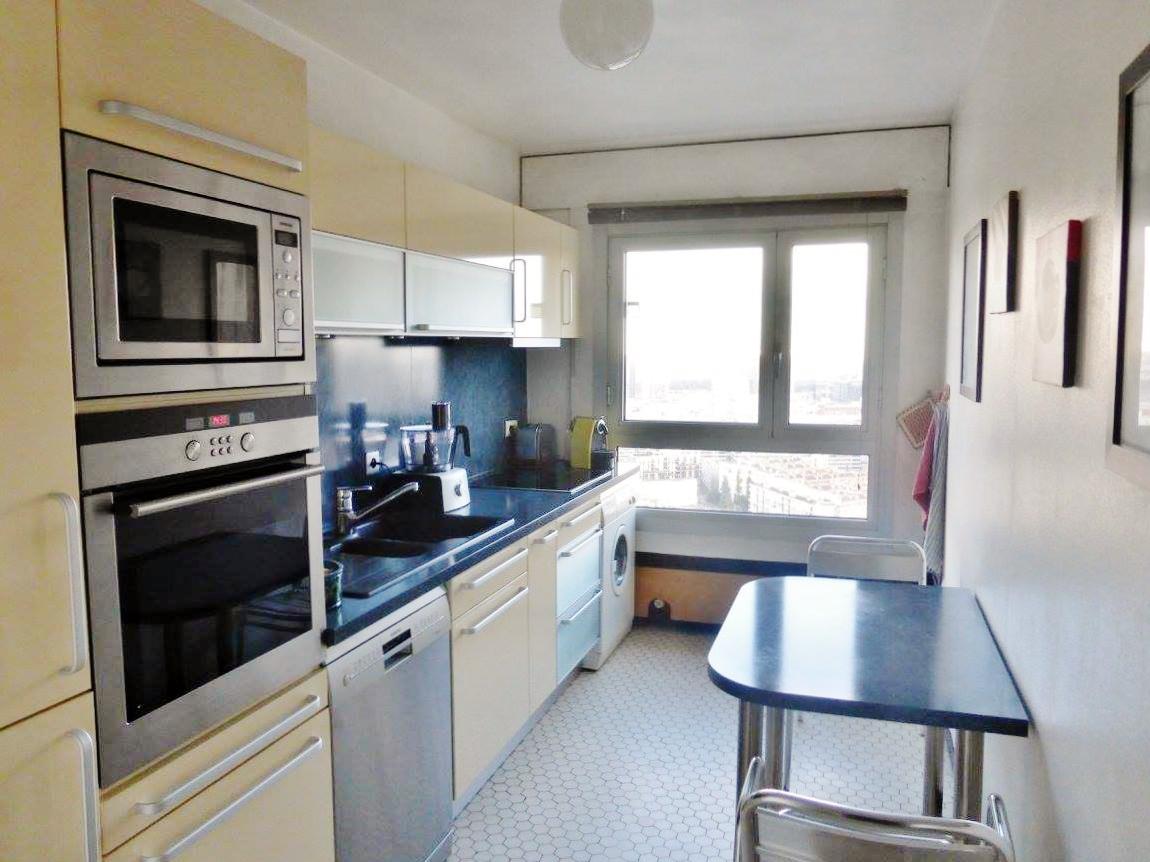 Appartement en italien