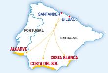 Espagne sejour