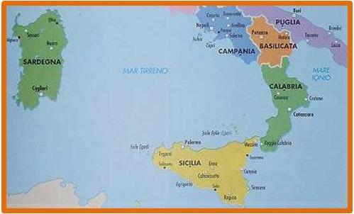 Vacances en italie du sud