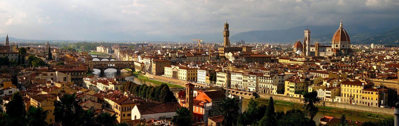 Voyage florence italie