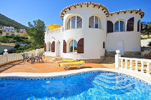 Villa piscine espagne