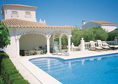 Espagne location villa
