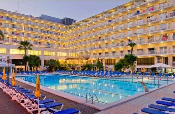 Hotel pension complete espagne