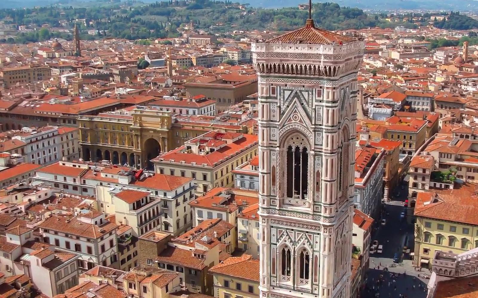 Vacances florence italie