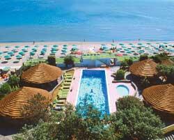 Club de vacances en italie