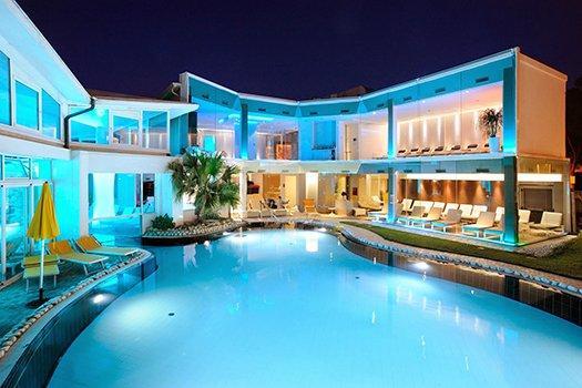 Hotel en italie