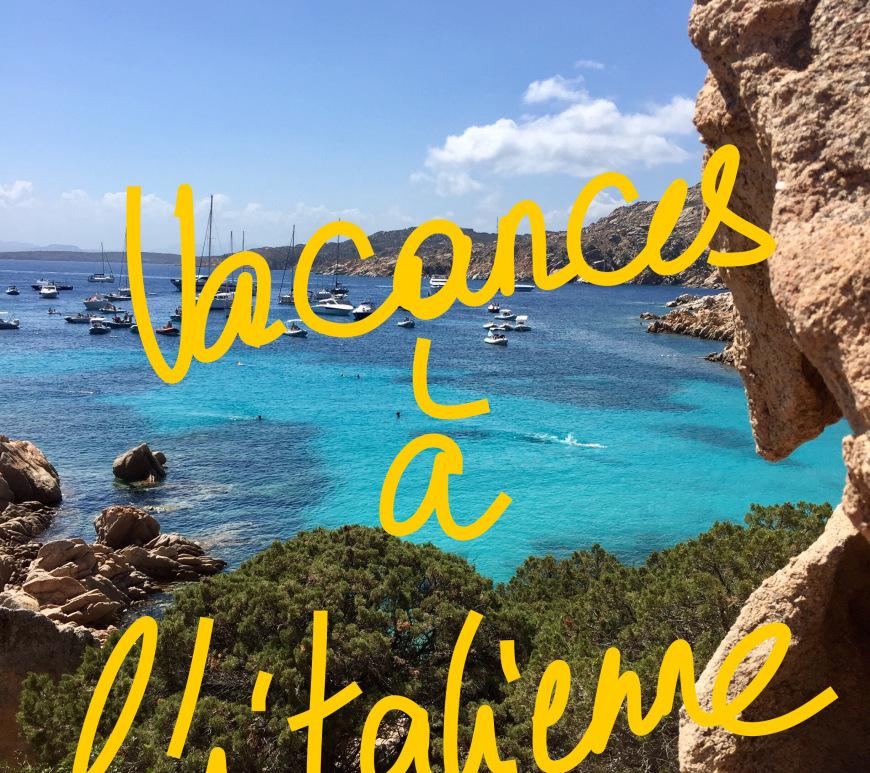 Vacances italiennes 2016