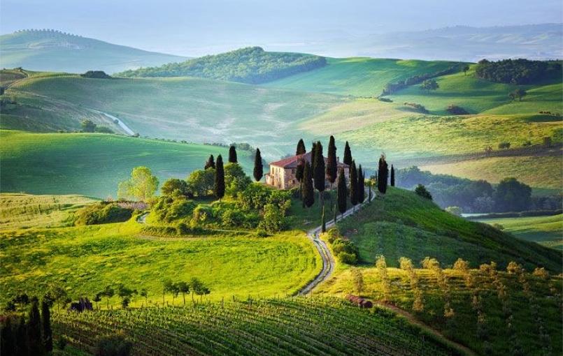 Voyage italie famille