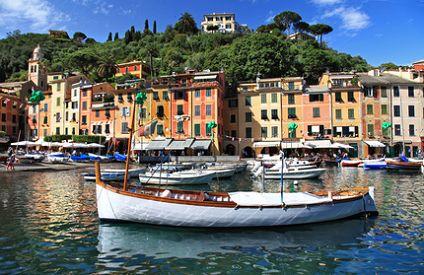 Bord de mer italie