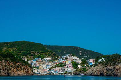 Italie vacances mer