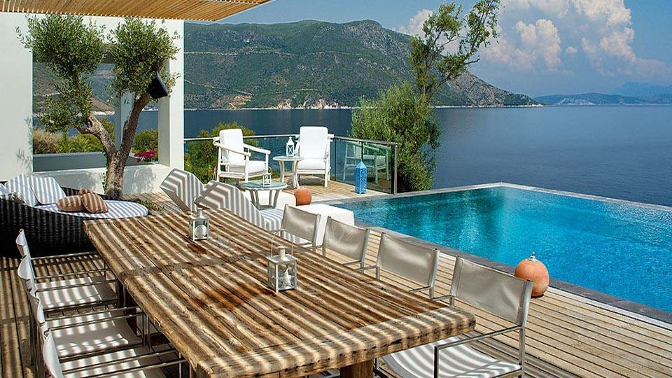 Location maison bord de mer italie