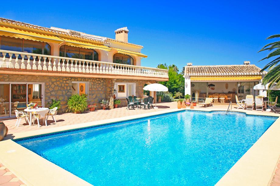 Villa de vacances espagne