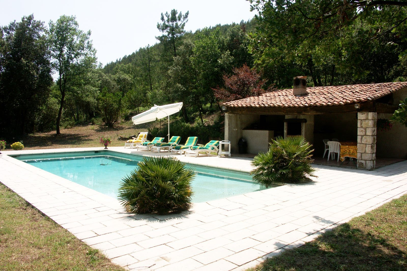 Maison de vacances italie avec piscine