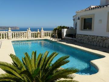 Location de maison en espagne avec piscine