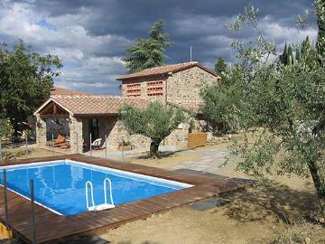 Villa piscine italie