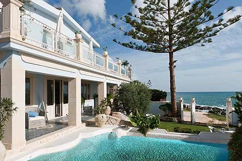Villa italie piscine