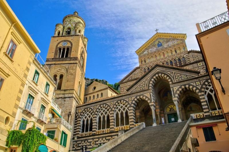 Vacances circuit italie