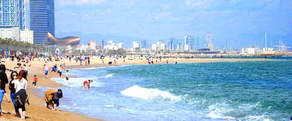Vacances espagne plage
