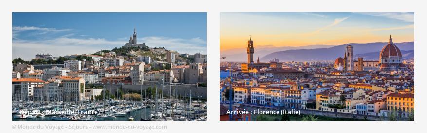 Voyage florence italie tout compris