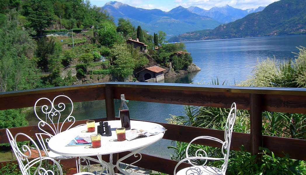 Location vacances lacs italiens