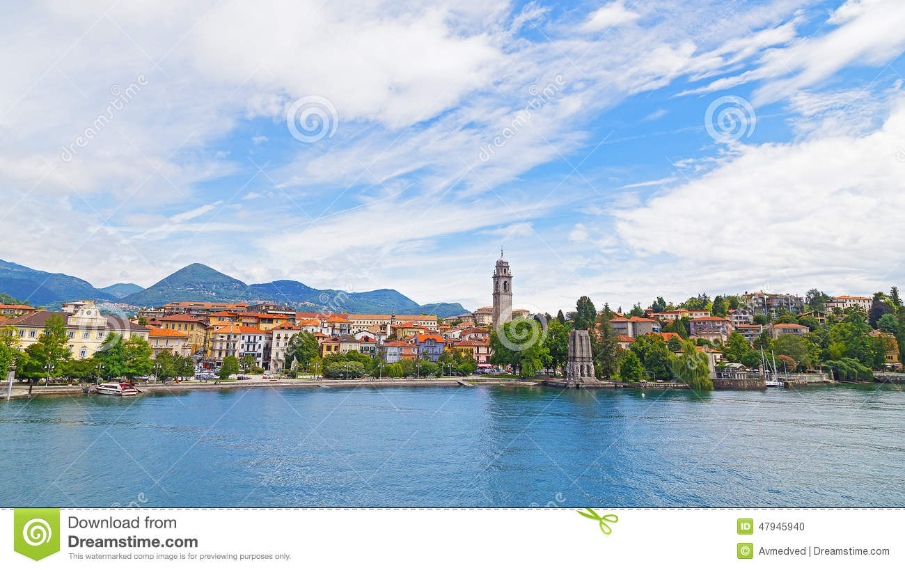 Ville bord de mer italie