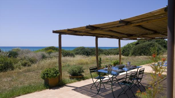 Villa italie bord de mer